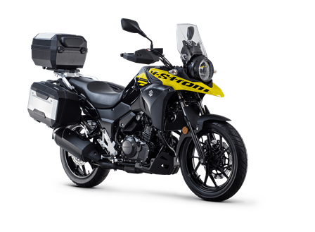 Suzuki V Strom 250 masuk ke Indonesia, berapa harganya