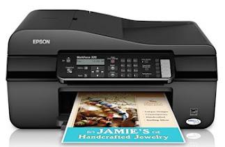 Epson WorkForce 323 Pilote d'imprimante gratuit