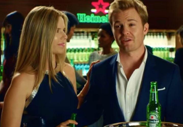 Heineken Commercial Nico Rosberg