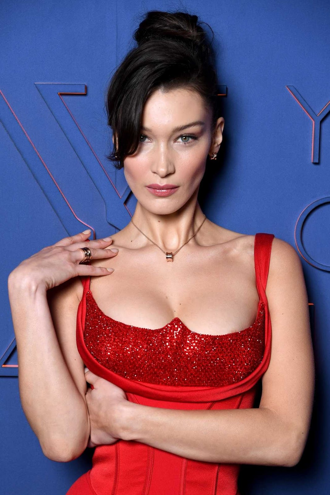 Bella Hadid – Bvlgari – B.ZERO1 XX Anniversary Global Launch Event