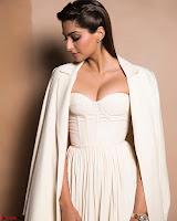 Sonam Kapoor Looks ravishing in a Deep neck Cream Gown ~ CelebsNet  Exclusive Picture Gallery 010.jpg