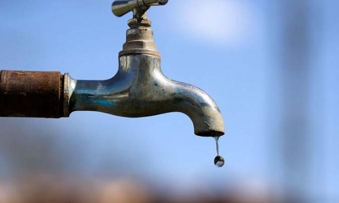 Obra da Coelba suspende abastecimento de água em Caém e Saúde
