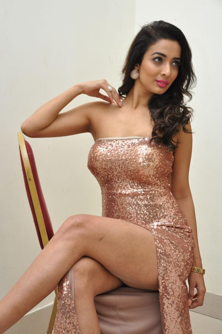 Heena Panchal sizzling at Thikka audio-HQ-Photo-1