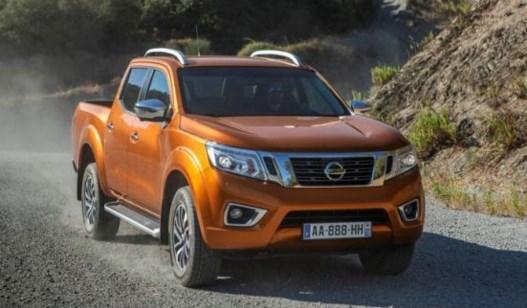 Nissan frontier redesign 2017