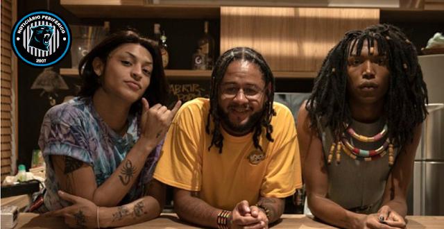 """Emicida grava single/clipe com Pabllo Vittar e Majur para seu álbum """"Permita que eu fale"""""""