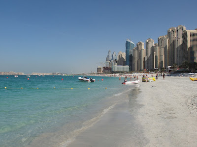 public beaches in dubai