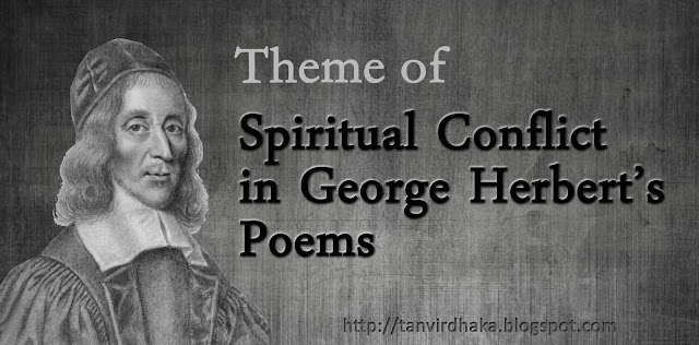 Spiritual Confict in Herbert's Poems