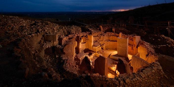 templo Göbekli Tepe