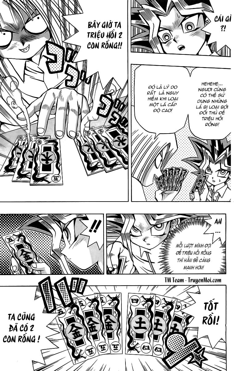 YUGI-OH! chap 47 - long trát phần ii trang 7