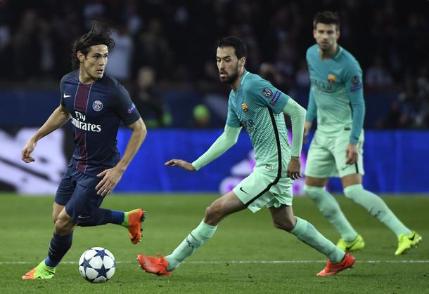 Hasil Liga Champions Tadi Malam PSG 4-0 Barcelona