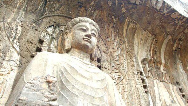 Patung vairocana buddha
