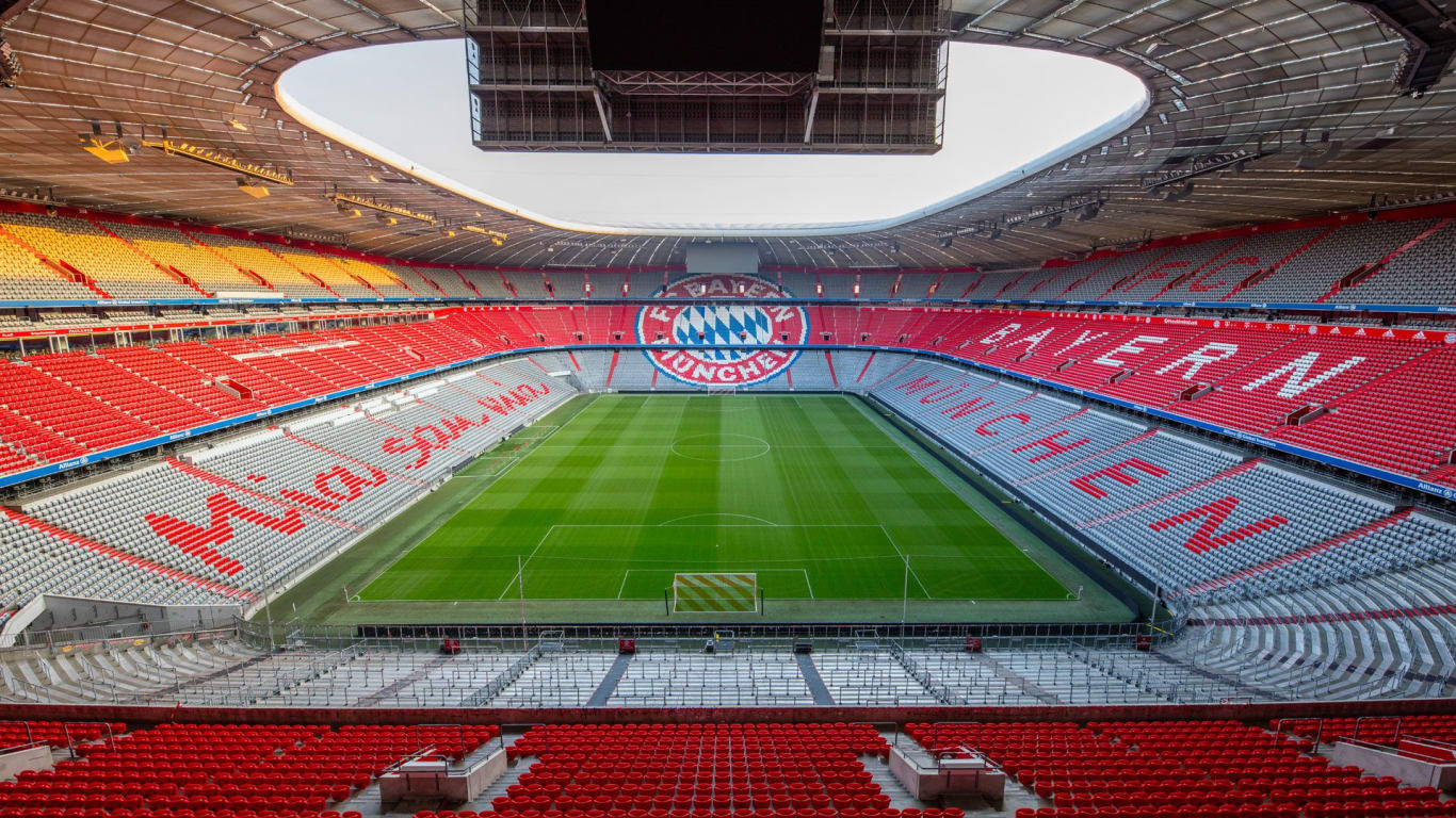 Bayern München Presents Allianz Arena in All-New Bayern ...