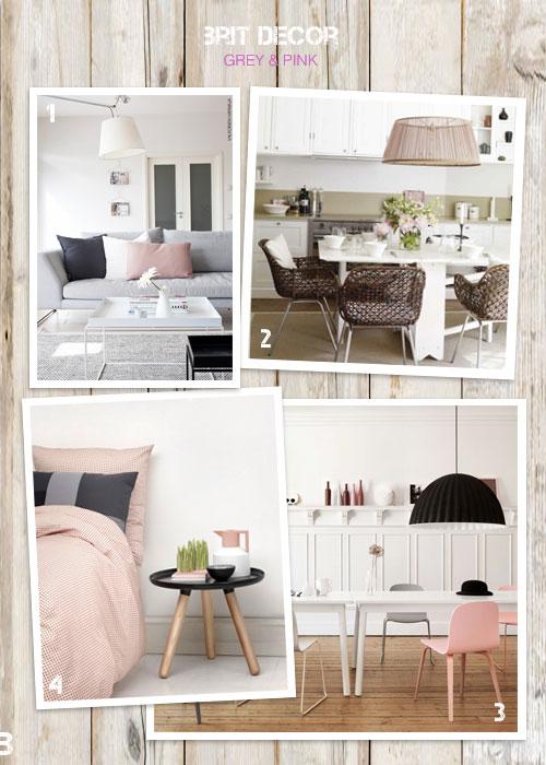Brit Decor Home Page Brit Decor Palette Grey Vs Pink