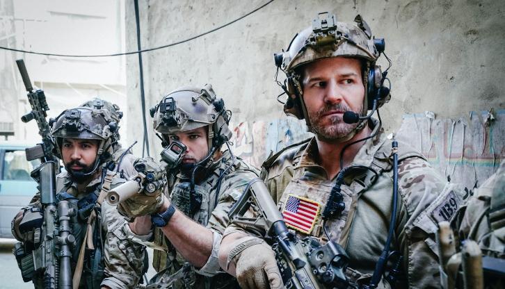 SEAL Team - Episode 1.13 - Getaway Day - Promo, Promotional Photos & Press Release