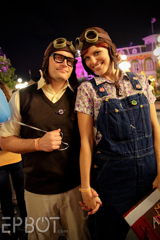 Epbot Mickeys Not So Scary Halloween Party