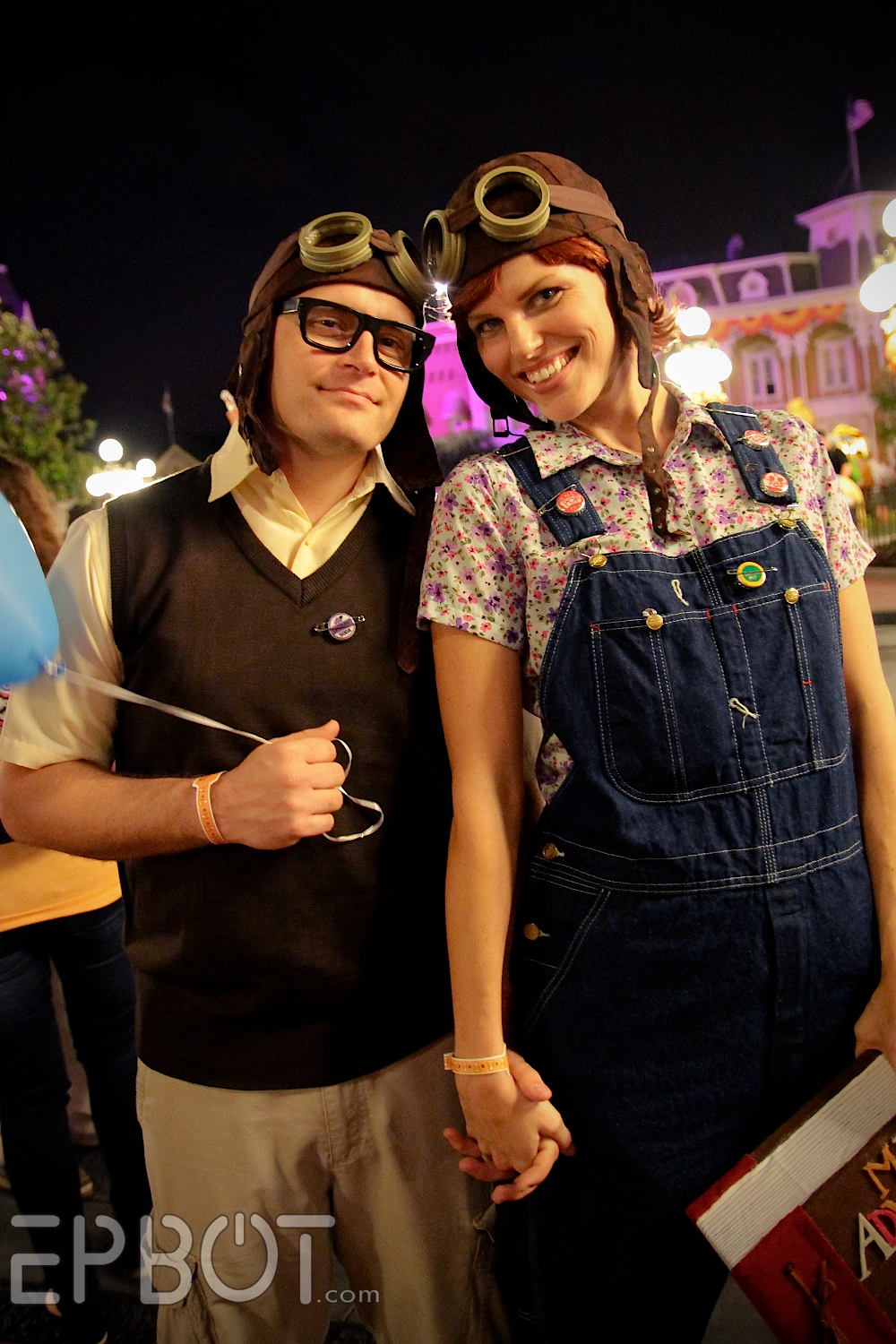 epbot: mickey's not-so-scary halloween party
