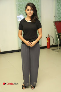 Actress Sri Divya Latest Pictures in Black Top  0256.JPG