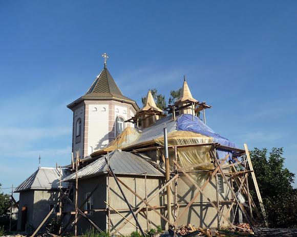 Лунка. Церква Преподобної Параскеви