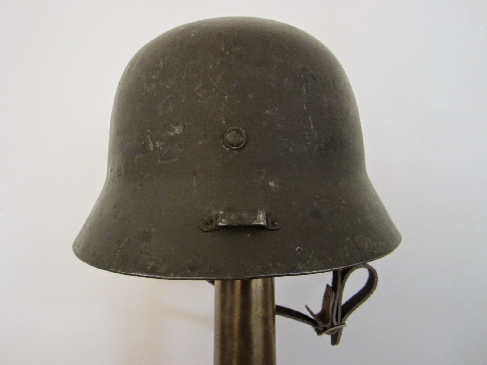 Mannie Gentile: Combat Helmets of the 20th Century: Hungarian