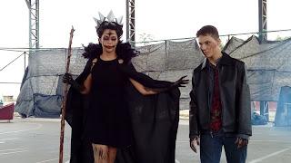 Halloween Etec