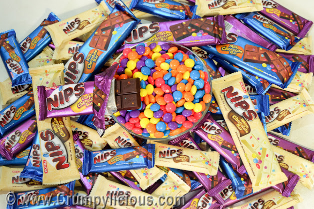 nips chocolate bars