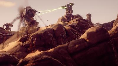 Battletech Game Screenshot 2