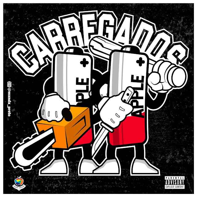 Apple Muzik Apresenta: DreamKiller & NFCrocodile - CARREGADOS.