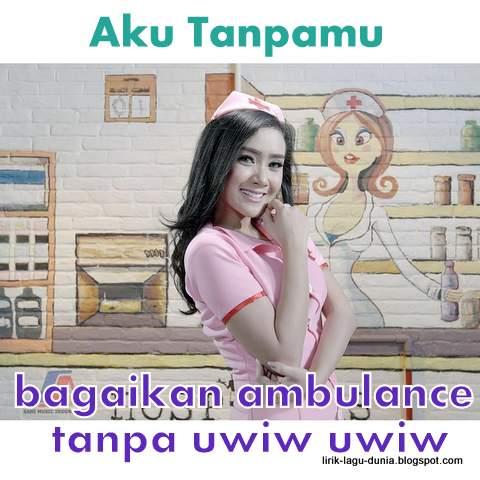 Lirik Lagu Cita Citata - Uwiw Uwiw ( Aku Tanpamu )