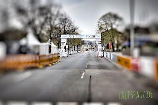 HAJ Hannover 2017 Marathon Ziel