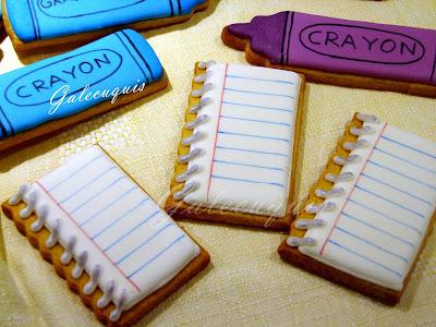 galletas de glasa blog de notas