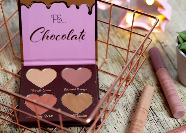 primark chocolate palette