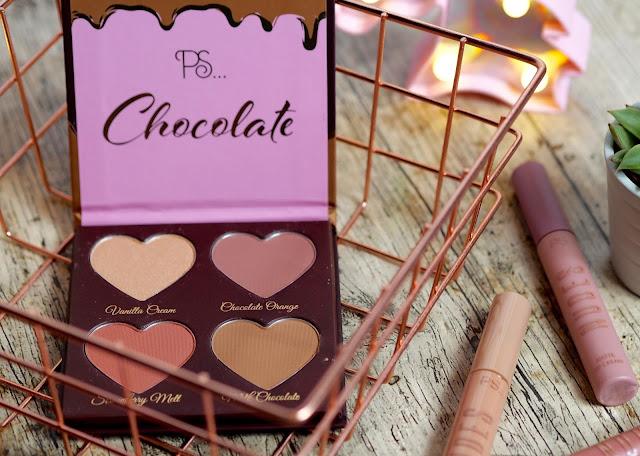 primark chocolate palette