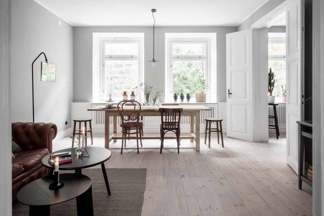 d couvrir l 39 endroit du d cor teintes sourdes et naturelles. Black Bedroom Furniture Sets. Home Design Ideas