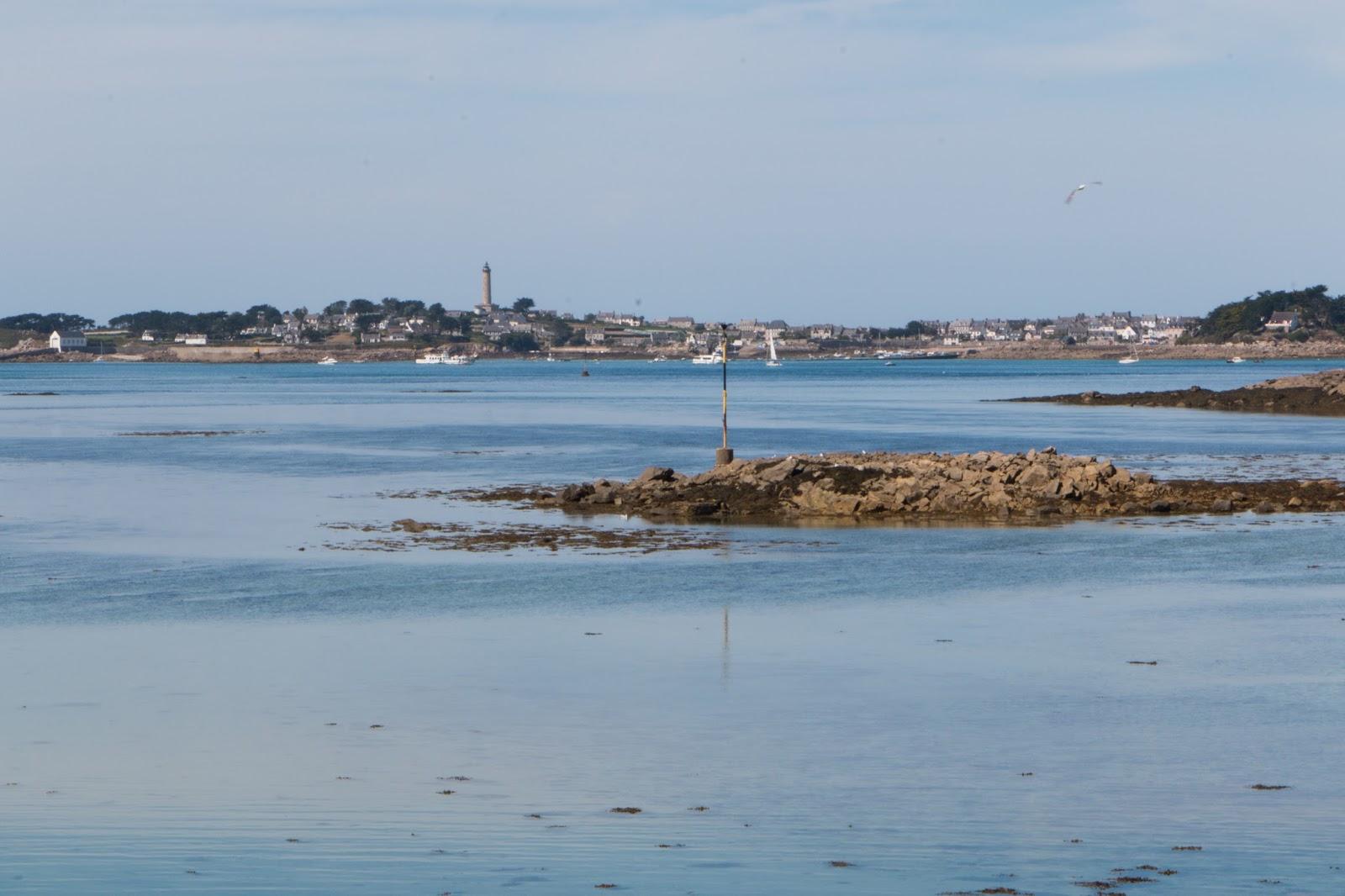 Nisia Iles De Toutes Les Mers Bretagne Ile De Batz Jardin