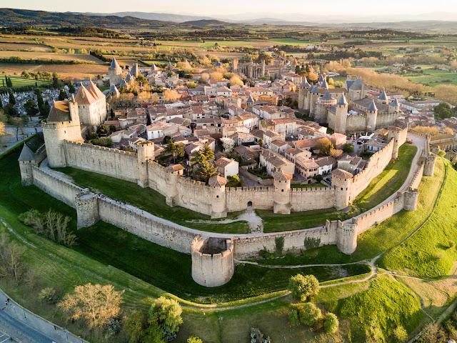 Carcassonne, Pháp