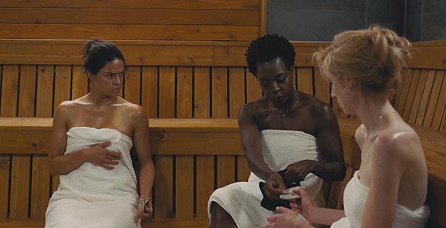 As Viúvas 2018 Viola Davis