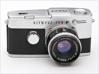 Olympus Pen FV (1967), Olympus Pen Half-Frame Cameras