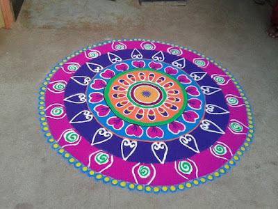 Rangoli Designs & Patterns Images