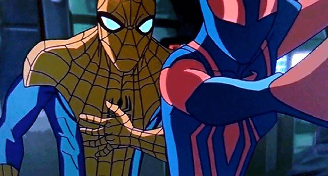 تحميل لعبة ألتيميت سبايدرمان Ultimate Spider Man