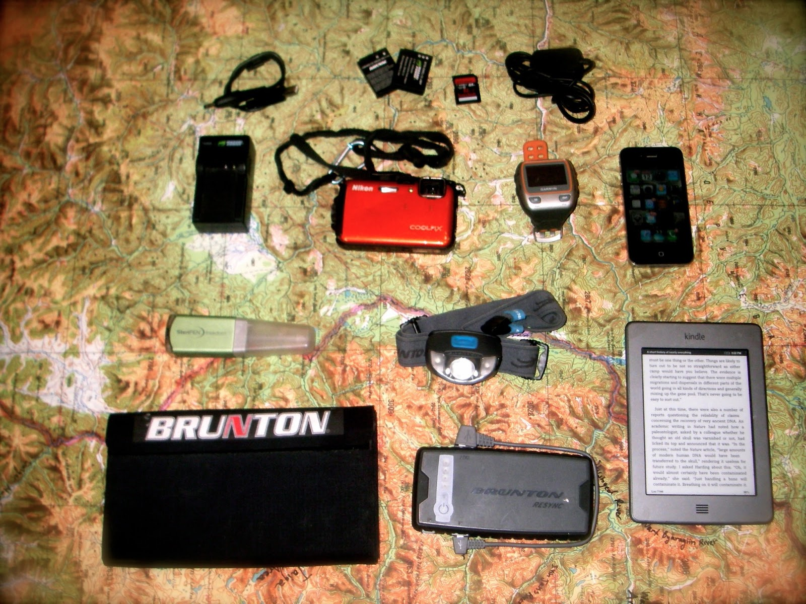 Electronics for the Backcountry