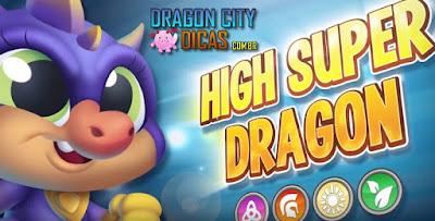 Dragão Super Nobre - Novo Heroico!