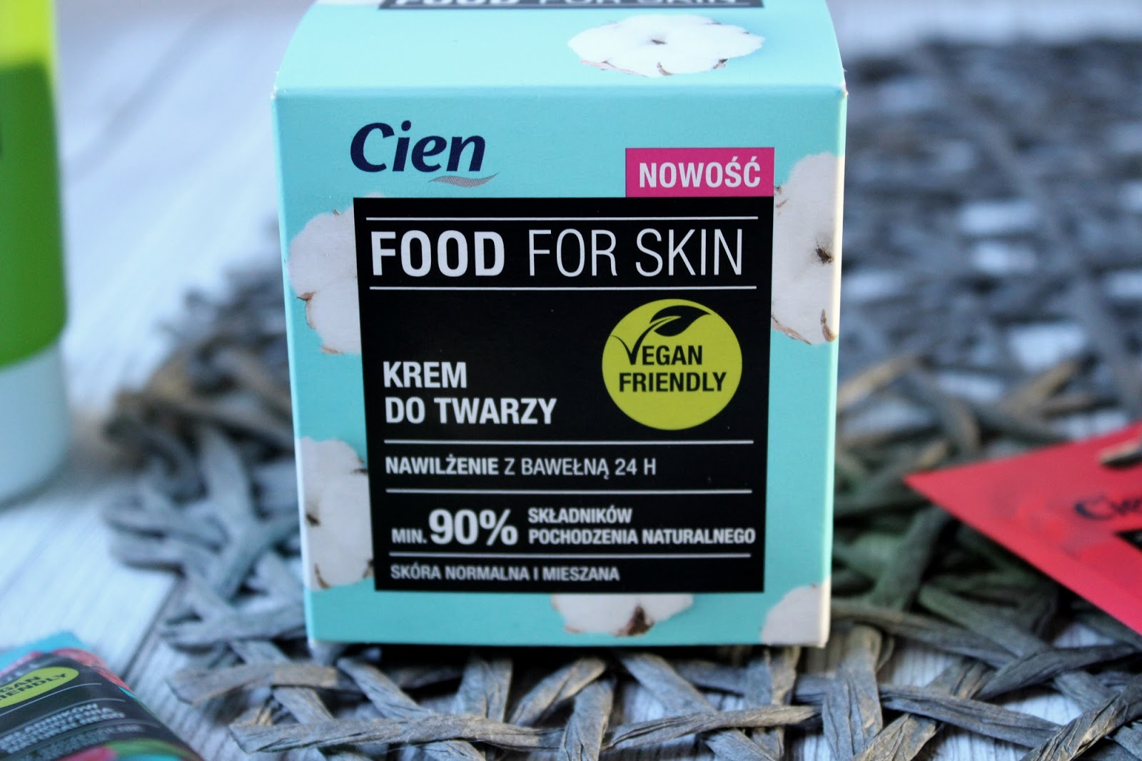Food for skin Cien LIDL