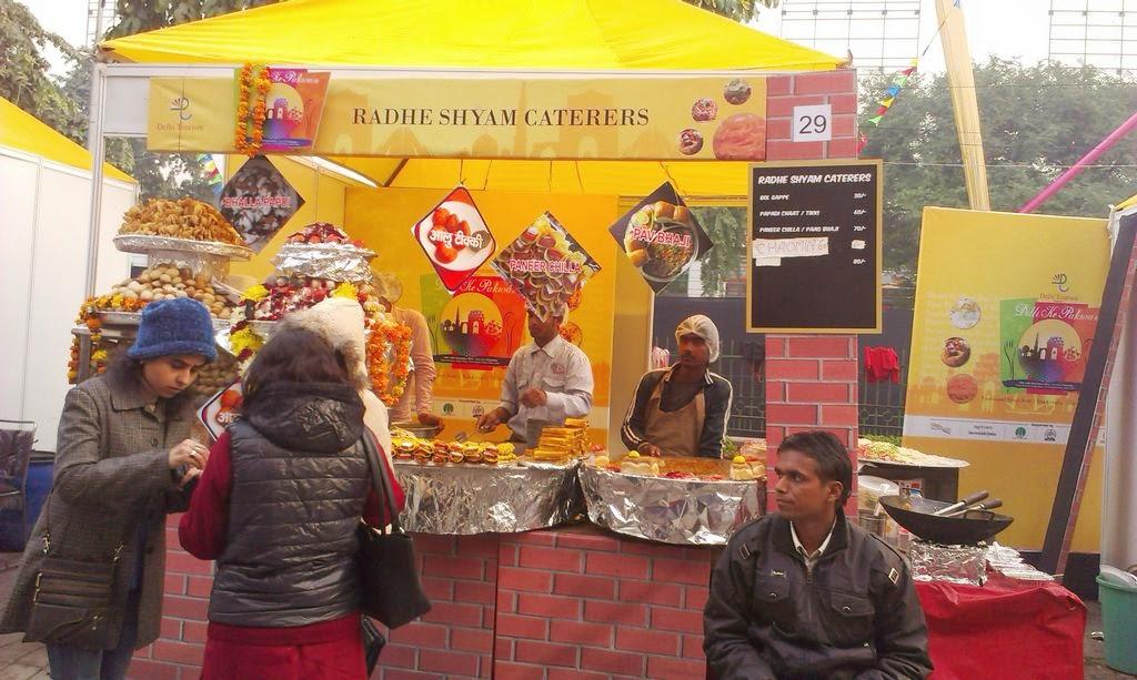 Dilli Ke Pakwan - Food Festival Images