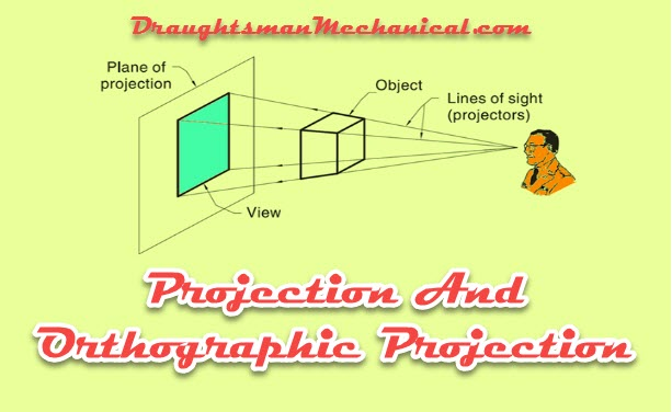 Projection-and-Orthographic-Projection