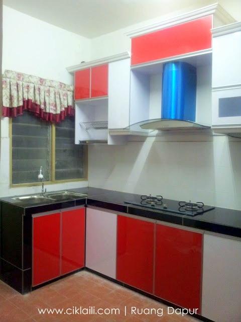Ruang Dapur Baru Ciklaili