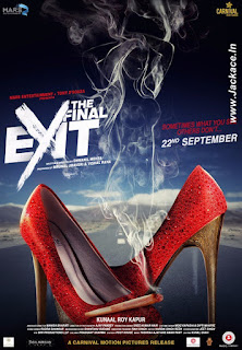 The Final Exit First Look Poster