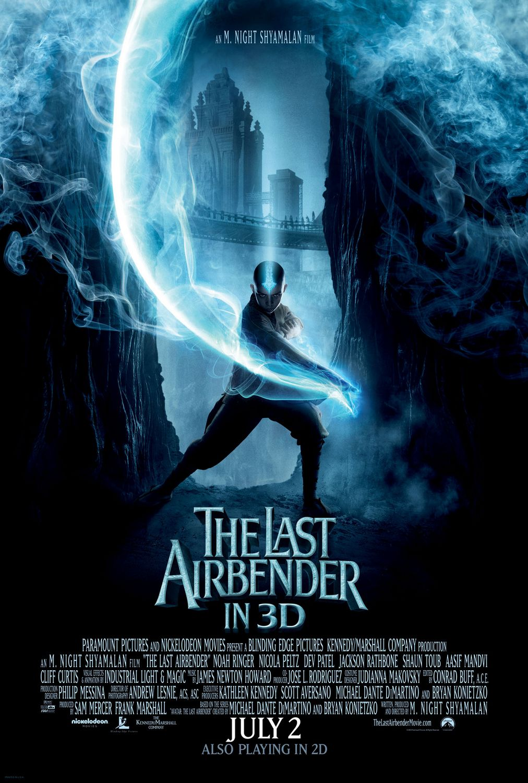 Nonton Film The Last Airbender (2010)
