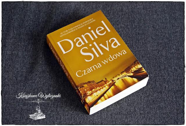 """Co oznacza """"Czarna wdowa"""" Daniel Silva"""