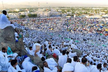 Benarkah Wukuf di Hari Jumat Jadi Haji Akbar?