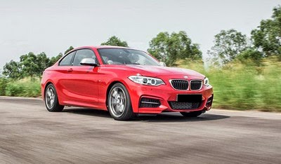 BMW M235i Indonesia